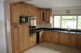 Fitted Kitchen in Wendover